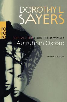 Buchcover Aufruhr in Oxford
