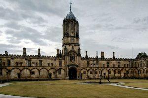 """Fernweh stillen mit """"Aufruhr in Oxford"""""""