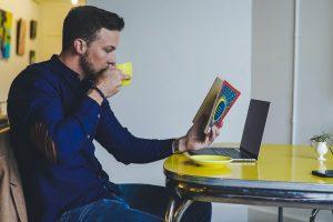Keine Zeit für Bücher? 5 Tipps, um im Alltag mehr zu lesen