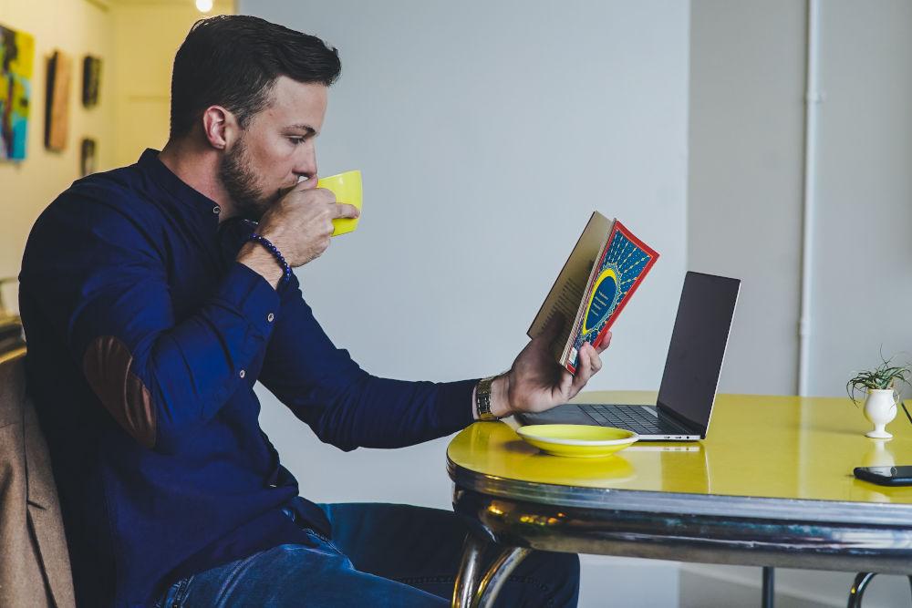 You are currently viewing Keine Zeit für Bücher? 5 Tipps, um im Alltag mehr zu lesen