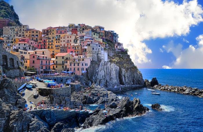 Foto von Cinque Terre