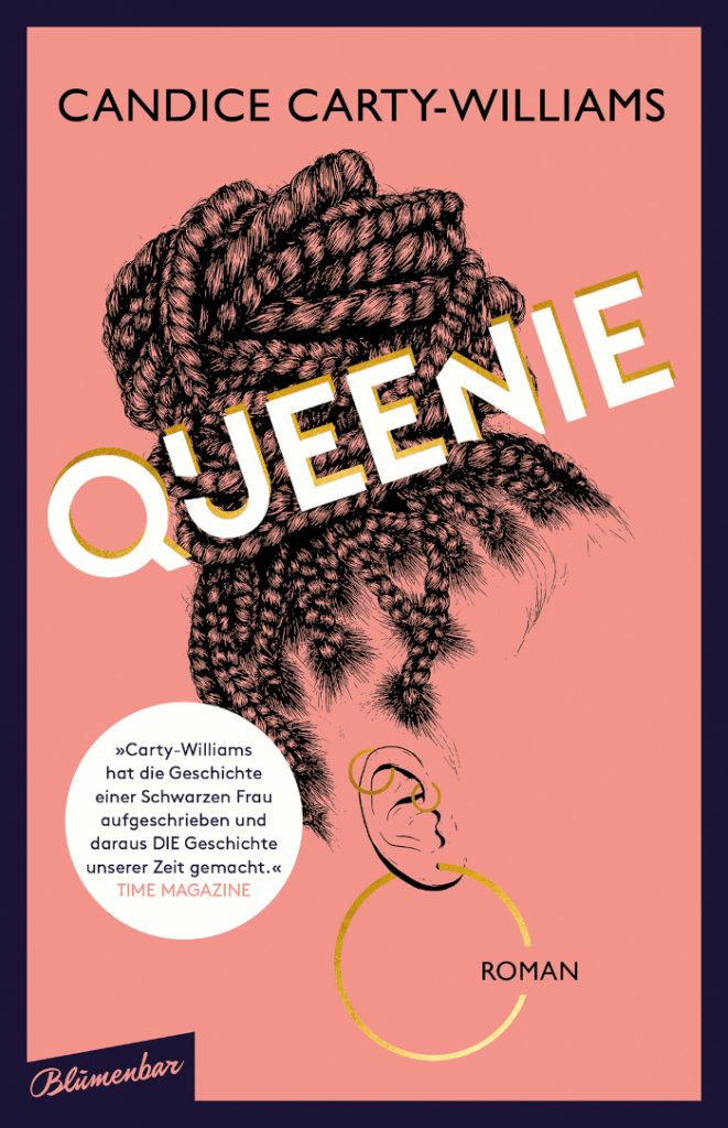 Buchcover Queenie