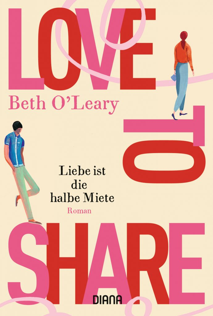 Buchcover zu Love to Share