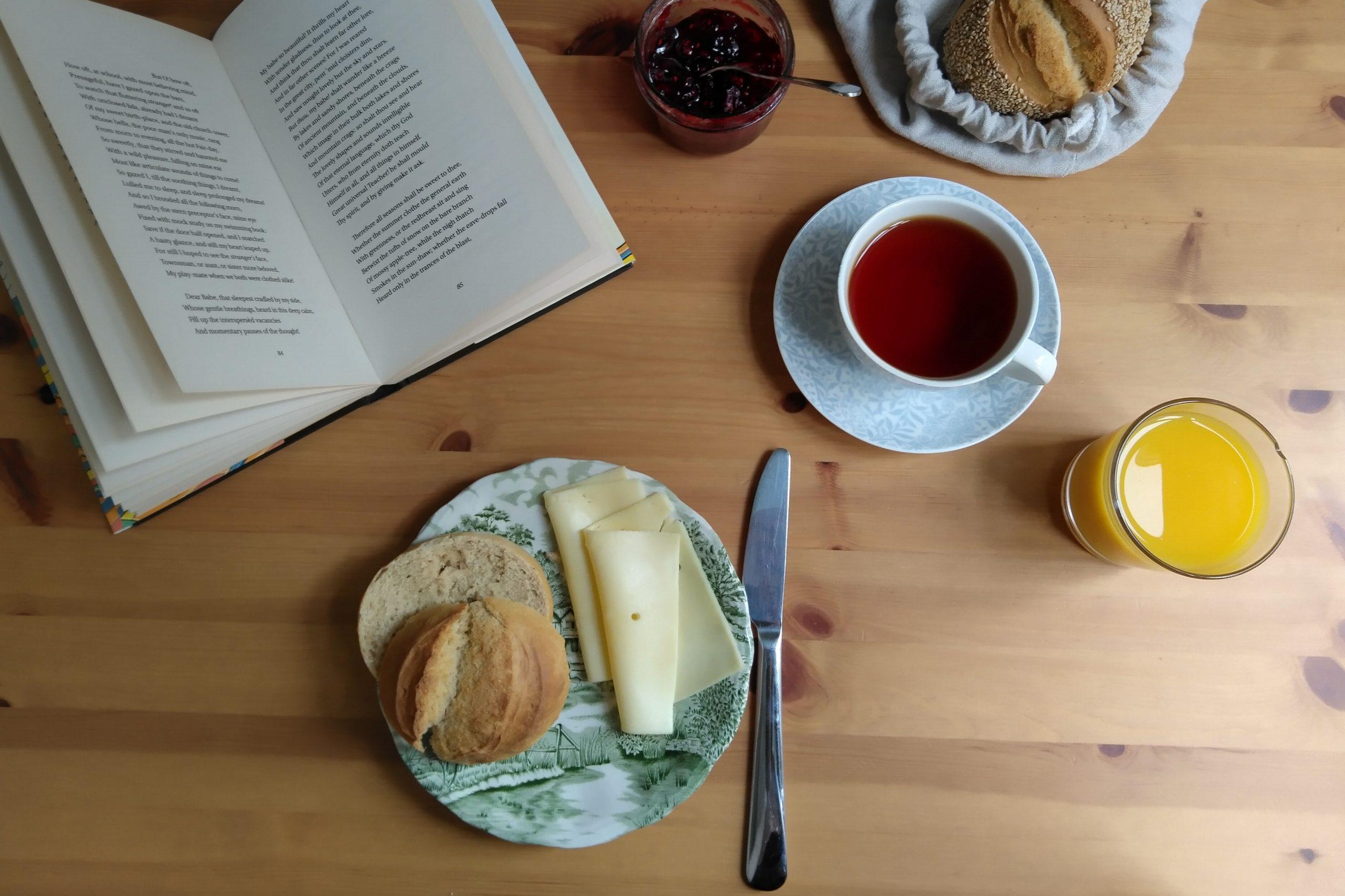 """You are currently viewing Ein Buch zum Frühstück: """"Das Jahr, in dem Dad ein Steak bügelte"""" von Rachel Khong"""